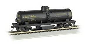 Bachmann Trains Track Cleaning Tank Car - UTLX