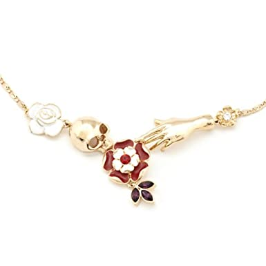 Tudor Rose Necklace by Bill Skinner||EVAEX||RHFPR