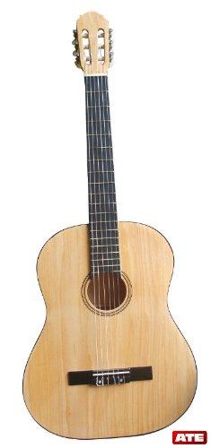 """41"""" Guitar, Acoustic Guitar, Professional Guitar, Natural Wood, Six String"""