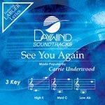 See You Again [Accompaniment/Performance Track]