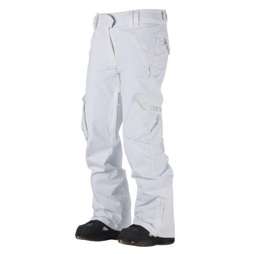 Animal Women's Kuri Ski Pant - White, 14 UK