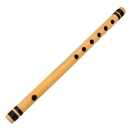 Bamboo Flute Bansuri Indian Music Instrument Transverse Type