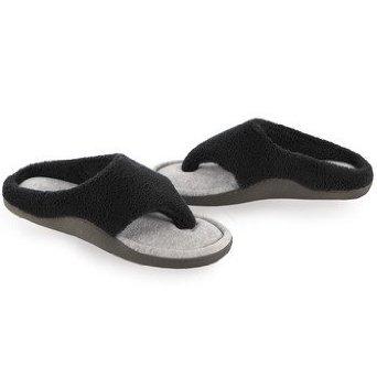 Cheap Women's Microterry Velour Hoodback Thong Slippers (B007V6PR6I)