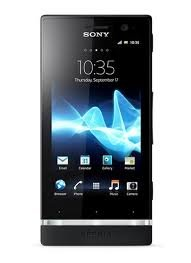 Link to Sony Xperia U St25i (Black+ 1 Additional Bottom Cap)(5MP): Brand New Unlocked GSM Phone SALE