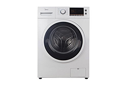 MIDEA MWMFL060CPR 6KG Fully Automatic Front Load Washing Machine
