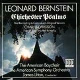 Bernstein Chichester Psalms