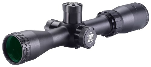 BSA 2-7X32 Sweet 22 Rifle Scope with Side Parallax Adjustment and Multi-Grain Turret at Amazon.com