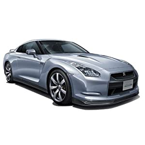 Aoshima 1/24 Nissan R35 GT-R With Engine Left Hand Drive at Sears.com