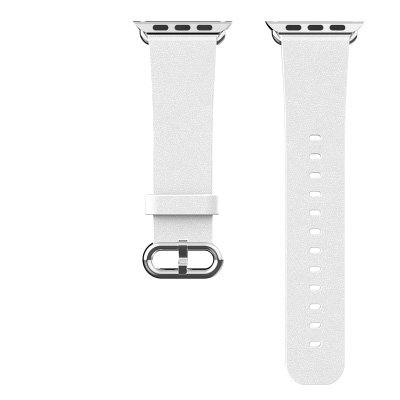 apple-watch-band-hix-genuine-leather-strap-wrist-band-replacement-w-metal-clasp-for-apple-watchwhite