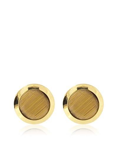 Gold & Diamond Pendientes 4 Estaciones
