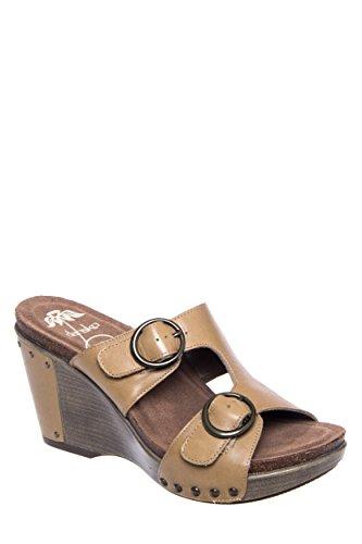 Dansko Fern Mid Wedge Sandal