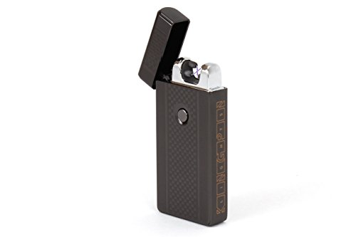 Kingpin-Lights-Electric-Arc-Lighter-Windproof-Dual-Arc-Plasma-Lighter-USB-Rechargeable-Dual-Pulse-Electronic-Lighter-Flameless-Plasma-Beam-Lighter
