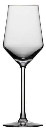 Schott Zwiesel Tritan Crystal Glass Pure Stemware Collection Riesling White Wine Glass, 10.1-Ounce, Set of 6 (Titanium Crystal Wine Glasses compare prices)