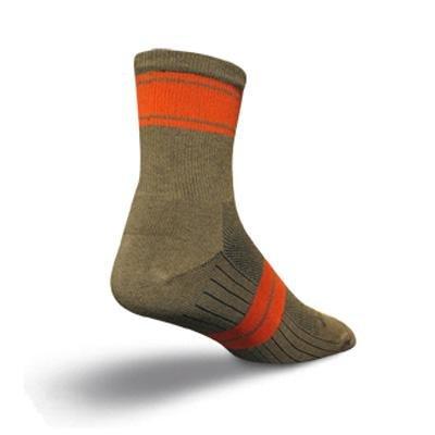 Buy Low Price SockGuy Elite-Tech 5in Hooligan Cycling/Running Socks (B0025ZO810)