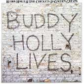 20 Golden Greats by Buddy Holly & the Crickets Import edition (2009) Audio CD