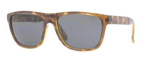 Burberry  Burberry BE4106 Sunglasses-3002/87 Havana (Gray Lens)-56mm