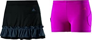 adidas Ladies Fleur Reversible Skirt by adidas