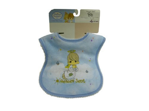 "Precious Moments Baby ""Heaven Sent"" Bib"