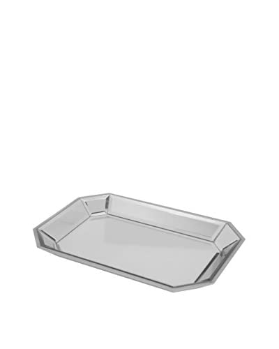 Three Hands Bevelled Mirrored Tray