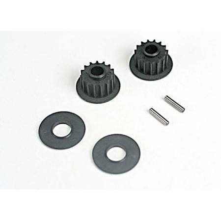 Traxxas 4896 15 Groove Pulleys