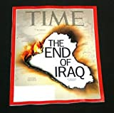 Time Magazine June 30, 2014 the End of Iraq