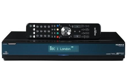 Humax Foxsat HDR 1000GB / 1TB Freesat TV Receiver