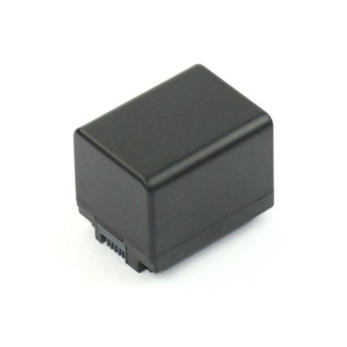 Akku für Canon VIXIA HF R500 VIXIA HF R400 LEGRIA HF R506 (2400mAh) BP-727
