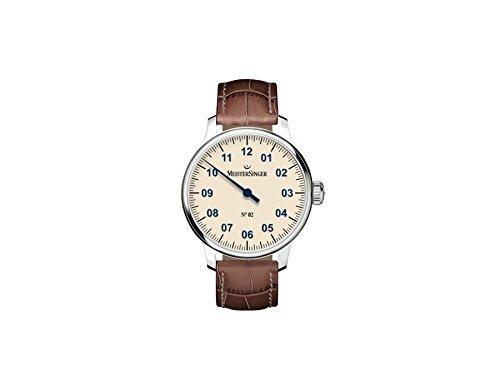 Meistersinger orologio uomo N02 AM6603N