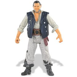 Buy Low Price Zizzle Pirates of the Caribbean 3: Gibbs 3.75″ Figure with Pistol (B000PC91L2)
