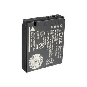 Leica 18720 D-LUX 6 Lithium-Ion Battery BP-DC 10 U (Black)