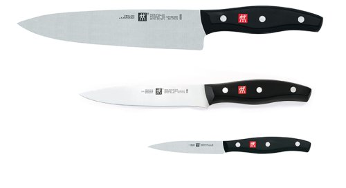 Zwilling J.A. Henckels Twin Signature 3-Piece Starter Set