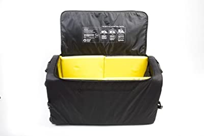 Orbit Baby Stroller Travel Bag, Black by Orbit Baby that we recomend personally.