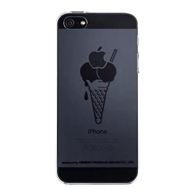 イデアインターナショナル IDEA LABEL iTattoo5 Triple Gelato iPhone5 LDE012-TGBK