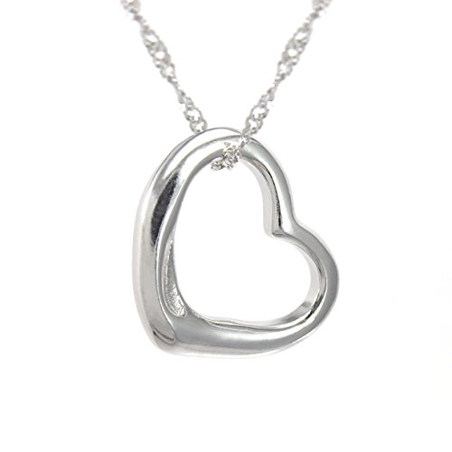 perfect-love-open-heart-small-size-sterling-silver-pendant-necklace