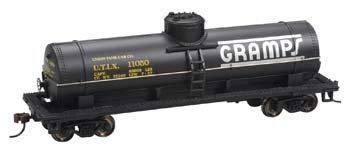 Bachmann Trains Gramps Tank Car