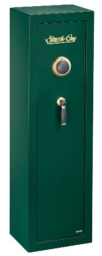 Stack-On GS-8 8-Gun Safe with Combination Lock, Green