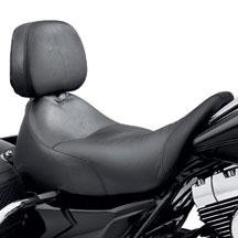 H-D Touring Signature Series Solo Seat 51700-09