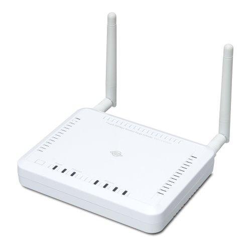 PLANEX 無線LANエリアをかんたんに拡大 300Mbpsハイパワー無線LAN中継器 MZK-EX300N