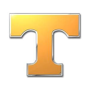 Buy NCAA Tennessee Volunteers Die Cut Color Automobile Emblem by Team ProMark