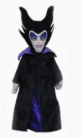 Disney Sleeping Beauty 17'' Maleficent the Witch Plush Doll
