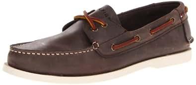 Tommy Hilfiger Men's Bowman Boat shoe,Coffe Bean,7 M US