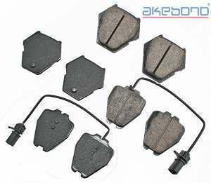 Akebono EUR912 Front Ceramic Pads