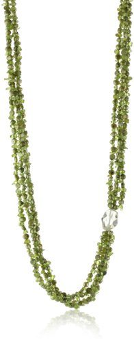 ME Couture ''Sheer Radiance'' Multi-Strand Necklace