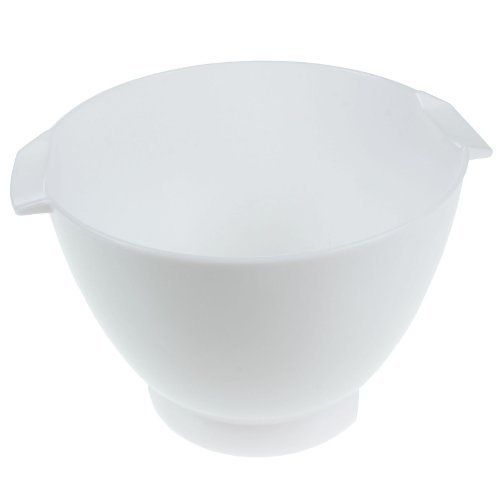 First4spares Mixing Bowl for Kenwood Food Mixer / Juicer / Blender / Processor (White)