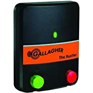 GallagherG383404Electric Fence Charger-M50 110V (RUSTLER)