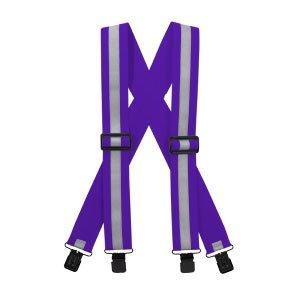 Re-Flex Safety Suspenders (Purple)