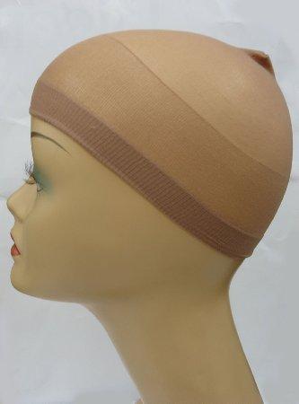 Bonnet perruque Unisexe Brun clair