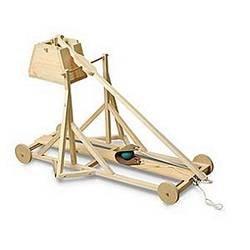 318M7OKUCML Buy  Pathfinders Medieval Trebuchet Wooden Kit