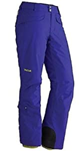 Marmot Skyline Insulated Pant - Women's Electric Blue XS