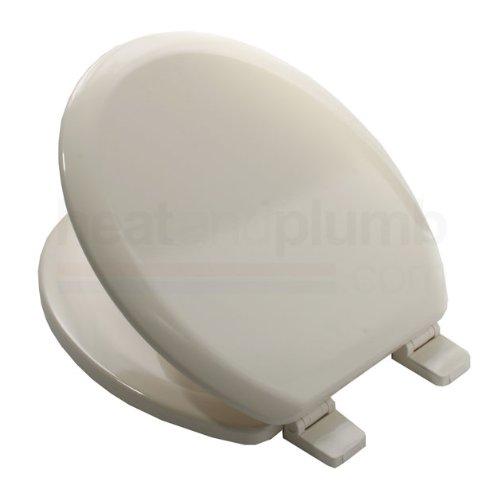 Wondrous Best Bemis 5000 Soft Cream Coloured Moulded Wood Toilet Seat Ibusinesslaw Wood Chair Design Ideas Ibusinesslaworg